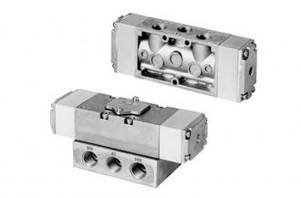 Pneumatic valve master valve 4F・M4F   Component products